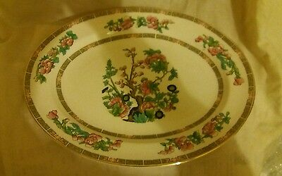 Lord Nelson Pottery Indian Tree Platter