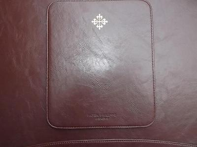 Patek Philippe Leather Mouse Pad New Rare