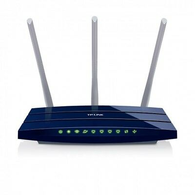 TP-Link Ultimate WLAN Gigabit Router, Kabel-/DSl-/Glasfasermodem, 300MBit/s