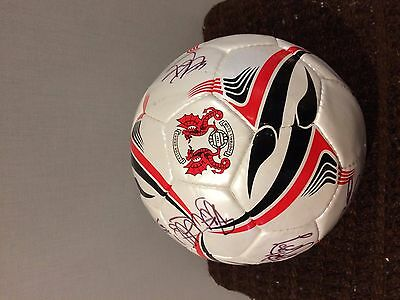 Leyton Orient Fc Signed Ball- 2011-13 Ideal Xmas/ Birthday Gift