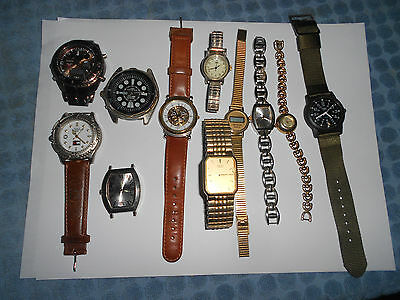 Mix lot of  Watches