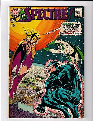 Spectre #3 - Wildcat Appearance - 5.5/6.0 or slightly better