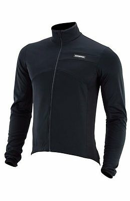 Capo Serie A Mid-weight Jacket - Black - Size S
