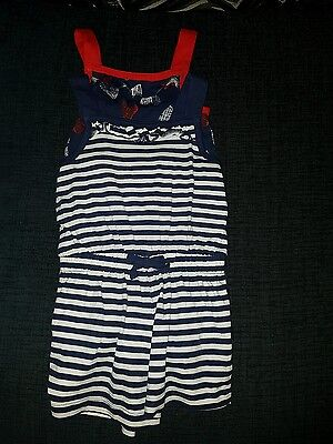 2 playsuits aged 12-18 months baby girl george