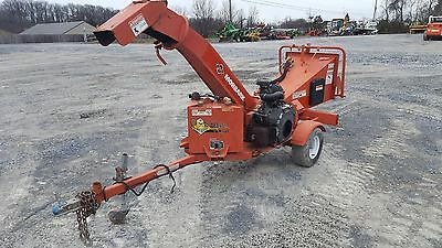 2006 Morbark M6R Towable Wood Chipper. Coming in Soon!