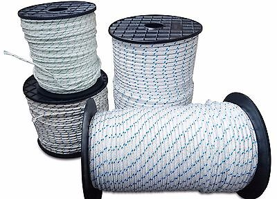 Marine outboard engine pull start rope 100m roll reels REcord Brand [Wholesale]