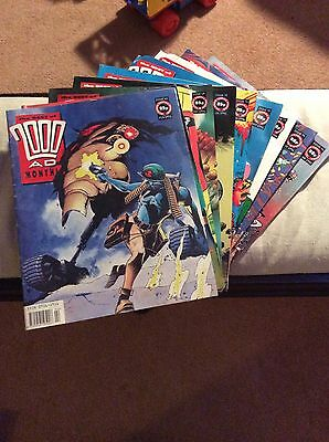 2000ad monthly