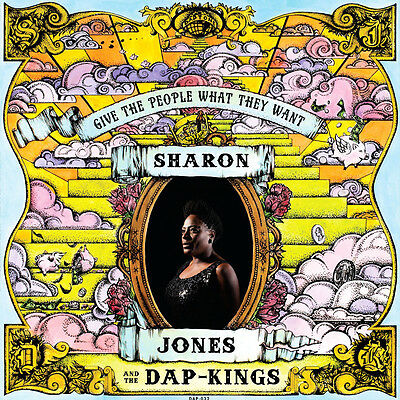 Jones Sharon & The Dap-Kings - Give the People What They Want
