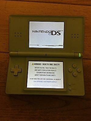 Nintendo DS lite Blue Console, Carry Case and 2 Games