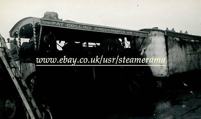 Burrell 2788 Showmans Engine, Steam Traction Engine Photograph