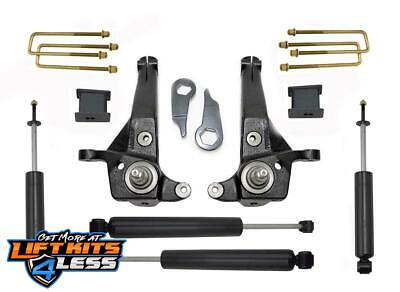 "MaxTrac Suspension K883053C 5"" LiftKit Non Stabilitrac for 98-10 Ford Ranger 2WD"