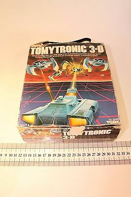 Vintage Game Console - Tomytronic 3D