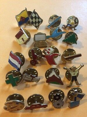 Big Lot 19 Canadian Boy Scout Collection   Pins