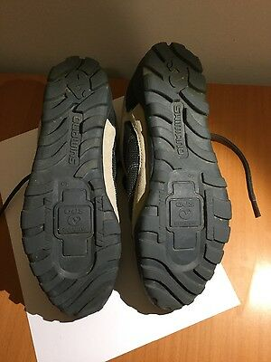 Shimano ladies cycling shoes size 7