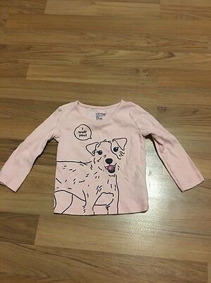 baby gap 12-18 months girl Long Sleeve Shirt