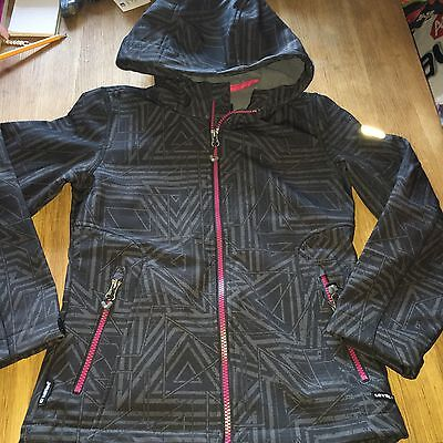 BNWT-Killtec Girls Jacket, Age 10 Years, Rrp £48