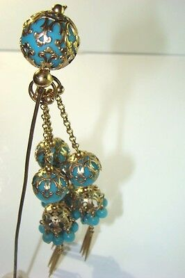 Vintage/Antique High Quality Dangling Hatpin