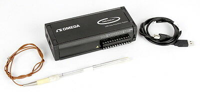 Omega OMB-DAQ-54 USB Data Acquisition Modules for Thermocouples Process Signals