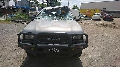 Holden Rodeo Manual Vehicle Wrecking Parts 2001 #va01196