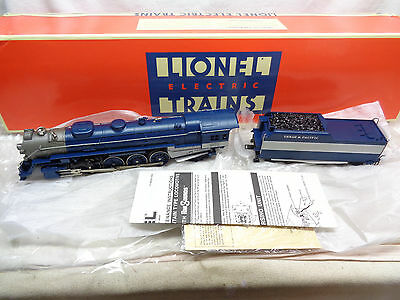 1992 Lionel 6-18025 Texas & Pacific L-3 482 Steam Engine w/display Case MINT