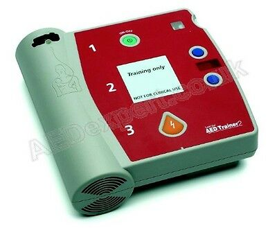 Laedral Training AED Machine With Five Brand New Pads