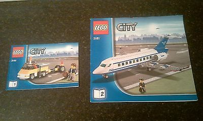 lego 3181 instructions books only