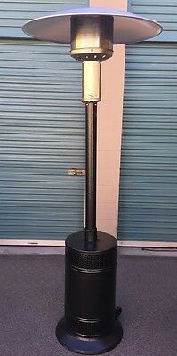 Aira Ultra Pal 40MJ Patio Heater Stainless Steel