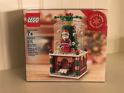 Lego 40223 Snowglobe - Limited Edition - Free Shipping! NEW