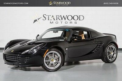 2006 Lotus Elise Base Convertible 2-Door Fantastic Track Machine Less than 2000 lbs 0-60 in less than 5 seconds