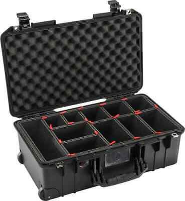 Pelican Air 1535 Case with TrekPak Dividers System - Black  (1535AIRBT