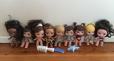 Baby Bratz Dolls Bulk Lot Girl Toys