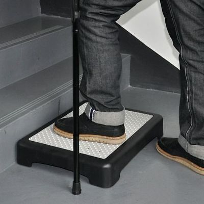 Half Step Anti Slip Elderly Mobility Aid Disability People Door Support