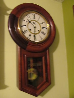 BEACON, wind up, 31 day wall clock (ref 483)