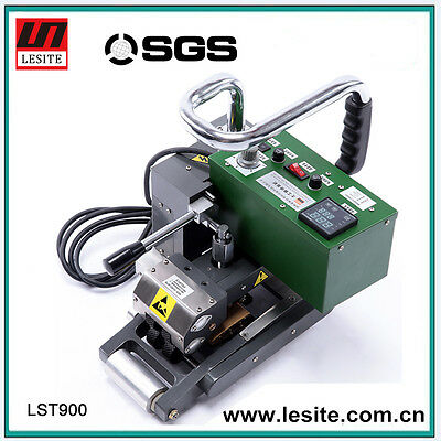 Lesite Factory Supplier Geomembrane Hot Wedge Welding Machine for thick HDPE PVC