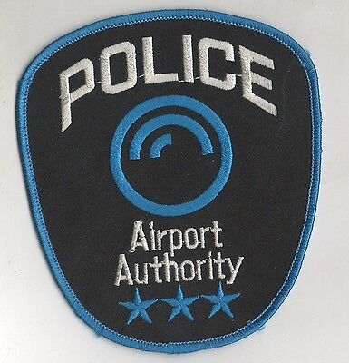 Reno Nevada Airport Authority Police Patch