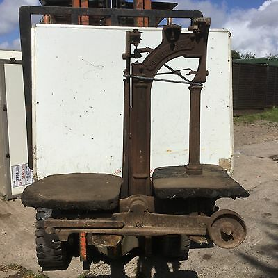 W&T AVERY PLATFORM SCALES vintage ~ Can Deliver