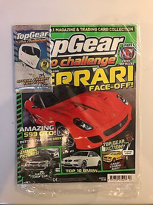 100 X New Top Gear Magazines And Trading Cards Wholesale Job Lot Party Lucky Bag