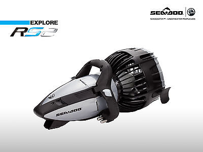 Seadoo Seascooter RS2 - with GoPro mount - EX-DEMO - full warranty