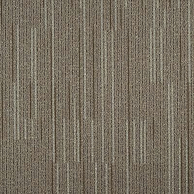 New Contract Carpet Tiles - Light Brown/Taupe - 110sqm/440 tiles