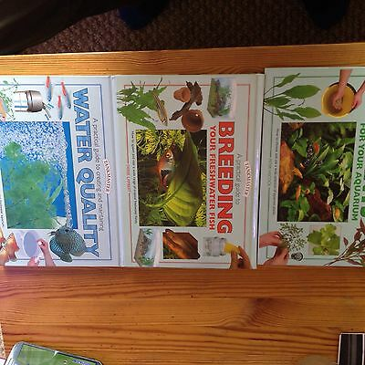 aquarium books Tankmaster, Breeding, Plants And Water Quality.