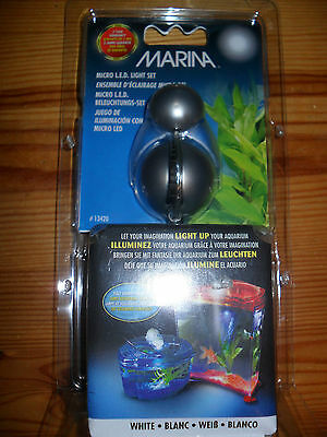 Marina Aquarium Micro Led Light Set Fish Tank
