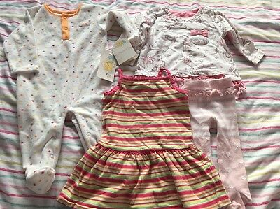 Baby Girls bundle clothes 6-9 months