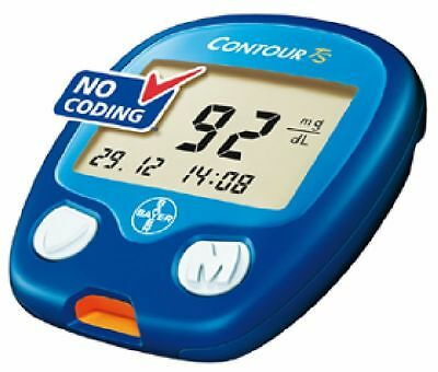 Contour TS  Blood Glucose Meter by Bayer