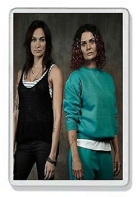 Bea Smith And Franky Doyle Wentworth Fridge Magnet