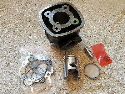 Gilera Ruuner 50 Sp Piaggio Nrg 50 Zip 50 Piston And Cylinder Barrel Kit Std