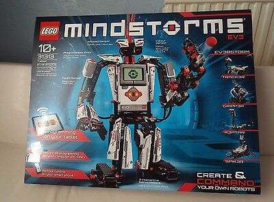 LEGO Mindstorms EV3 Robot Model Technic 31313--Brand new in box!!!