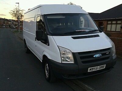 Ford Transit 100 T350L Rwd Van *well Maintained* Mot & Spare Key **bargain**