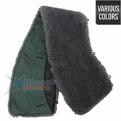 Russian Winter Warm Faux Fur Collar Many Colors
