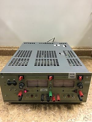 KEPCO BOP 50-2M BIPOLAR OPERATIONAL POWER SUPPLY/AMPLIFIER - Lot B