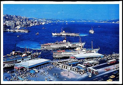 Istanbul  Turkey - Fantictic View Of The Harbour